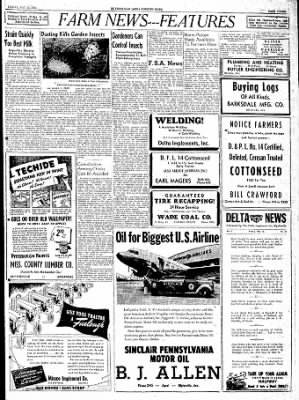 The Courier News from Blytheville, Arkansas on May 19, 1944 · Page 3