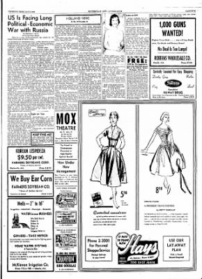 The Courier News from Blytheville, Arkansas on February 2, 1956 · Page 5
