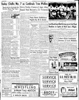 The Courier News from Blytheville, Arkansas on May 19, 1952 · Page 8