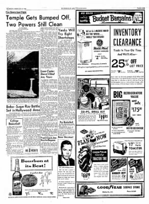 The Courier News from Blytheville, Arkansas on February 2, 1956 · Page 9