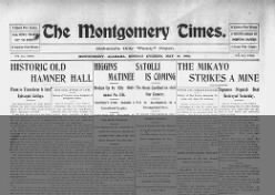 The Montgomery Times
