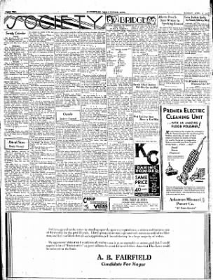 The Courier News from Blytheville, Arkansas on April 6, 1931 · Page 2
