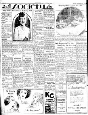 The Courier News from Blytheville, Arkansas on November 21, 1932 · Page 2