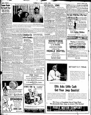 The Courier News from Blytheville, Arkansas on April 12, 1948 · Page 12