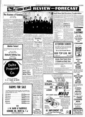 The Courier News from Blytheville, Arkansas on February 3, 1956 · Page 3