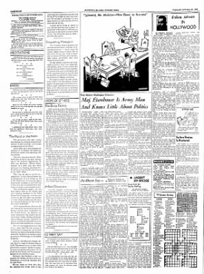 The Courier News from Blytheville, Arkansas on October 25, 1955 · Page 8
