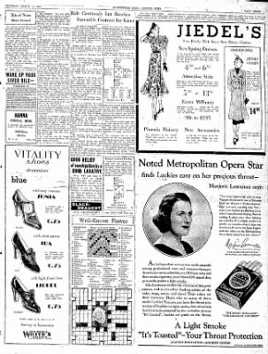 The Courier News from Blytheville, Arkansas on March 11, 1937 · Page 3