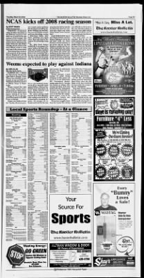 Baxter Bulletin from Mountain Home, Arkansas on March 20