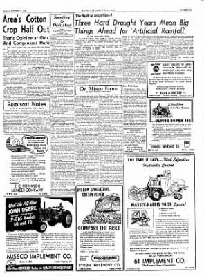 The Courier News from Blytheville, Arkansas on October 1, 1954 · Page 7
