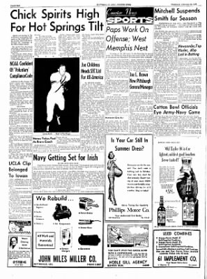 The Courier News from Blytheville, Arkansas on October 25, 1955 · Page 10