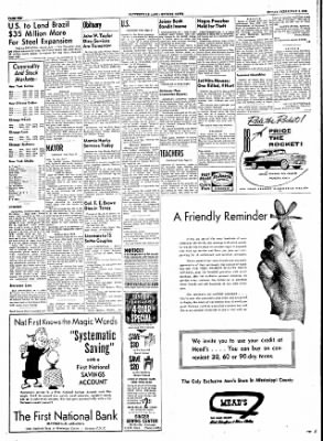 The Courier News from Blytheville, Arkansas on February 3, 1956 · Page 10