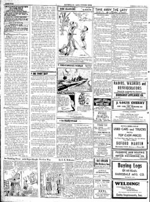 The Courier News from Blytheville, Arkansas on May 23, 1944 · Page 4