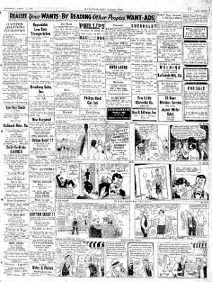 The Courier News from Blytheville, Arkansas on March 11, 1937 · Page 7
