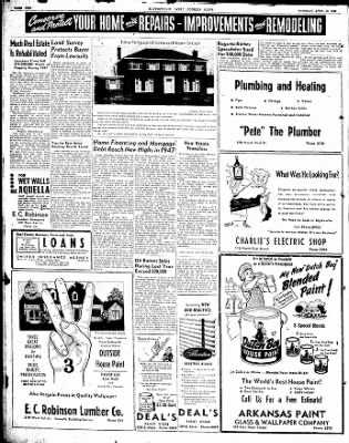 The Courier News from Blytheville, Arkansas on April 13, 1948 · Page 10