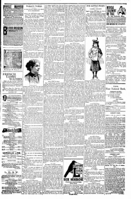 Logansport Pharos-Tribune from Logansport, Indiana on October 26, 1897 · Page 23