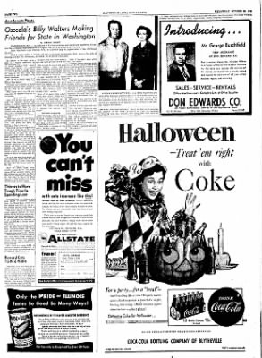 The Courier News from Blytheville, Arkansas on October 26, 1955 · Page 2