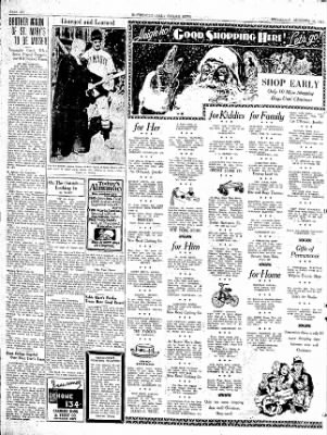 The Courier News from Blytheville, Arkansas on December 12, 1934 · Page 6