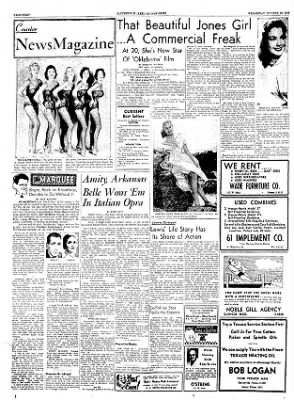 The Courier News from Blytheville, Arkansas on October 26, 1955 · Page 8