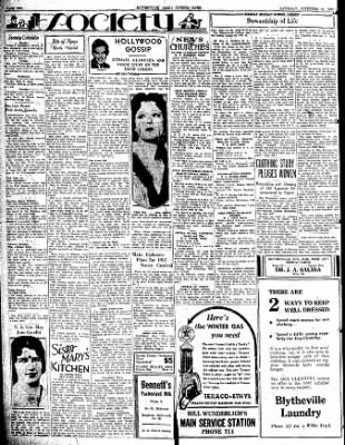 The Courier News from Blytheville, Arkansas on November 26, 1932 · Page 2