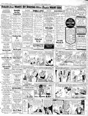The Courier News from Blytheville, Arkansas on March 12, 1937 · Page 7