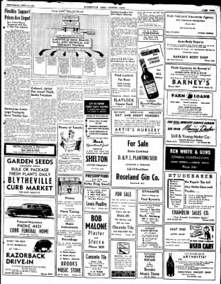 The Courier News from Blytheville, Arkansas on April 14, 1948 · Page 8