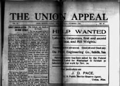 The Union Appeal