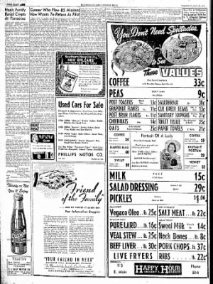 The Courier News from Blytheville, Arkansas on May 25, 1944 · Page 8