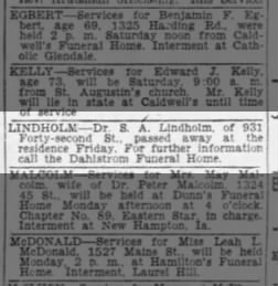 Des Moines Tribune from Des Moines, Iowa on April 30, 1938 · 10