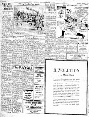 The Courier News from Blytheville, Arkansas on March 13, 1937 · Page 6