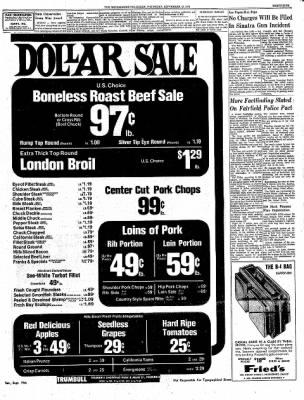 The Bridgeport Telegram from Bridgeport, Connecticut on September 17, 1970 · Page 45