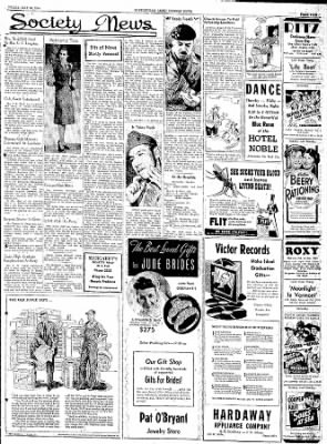 The Courier News from Blytheville, Arkansas on May 26, 1944 · Page 5