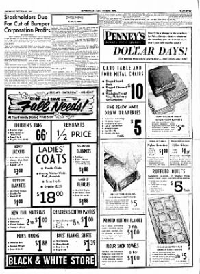 The Courier News from Blytheville, Arkansas on October 27, 1955 · Page 7