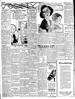 The Courier News from Blytheville, Arkansas on April 7, 1931 · Page 2