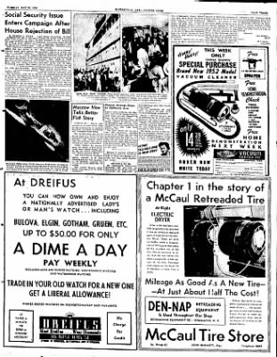 The Courier News from Blytheville, Arkansas on May 20, 1952 · Page 3