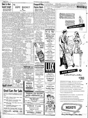The Courier News from Blytheville, Arkansas on May 26, 1944 · Page 8