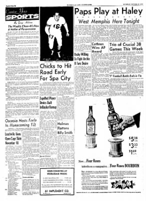 The Courier News from Blytheville, Arkansas on October 27, 1955 · Page 12