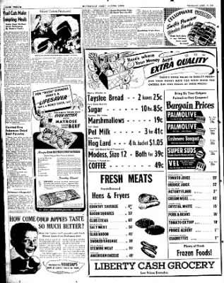 The Courier News from Blytheville, Arkansas on April 15, 1948 · Page 12