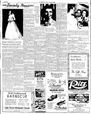 The Courier News from Blytheville, Arkansas on May 20, 1952 · Page 4
