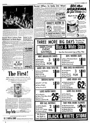 The Courier News from Blytheville, Arkansas on October 6, 1954 · Page 2