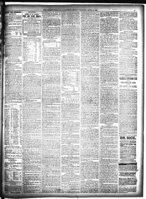 The Courier-Journal from Louisville, Kentucky on April 9, 1886 · Page 7