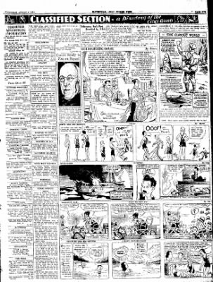 The Courier News from Blytheville, Arkansas on August 9, 1933 · Page 5