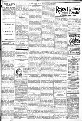 Logansport Pharos-Tribune from Logansport, Indiana on February 22, 1891 · Page 4
