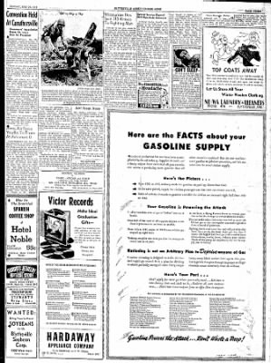 The Courier News from Blytheville, Arkansas on May 29, 1944 · Page 3