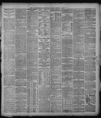 The Courier-Journal from Louisville, Kentucky on March 5, 1889 · Page 7
