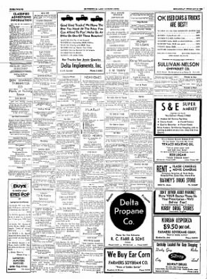 The Courier News from Blytheville, Arkansas on February 8, 1956 · Page 11