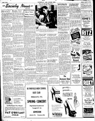 The Courier News from Blytheville, Arkansas on April 16, 1948 · Page 4