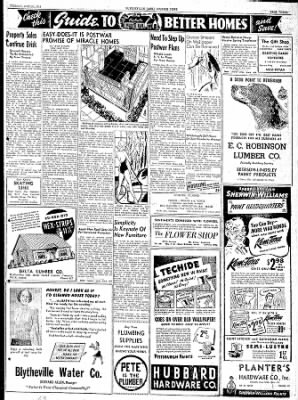 The Courier News from Blytheville, Arkansas on May 30, 1944 · Page 3
