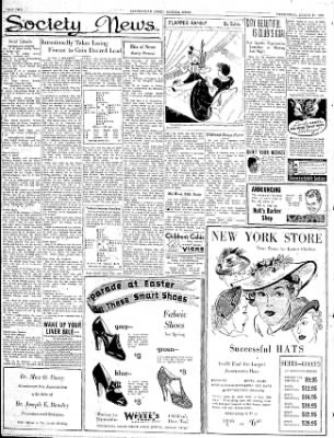 The Courier News from Blytheville, Arkansas on March 17, 1937 · Page 2