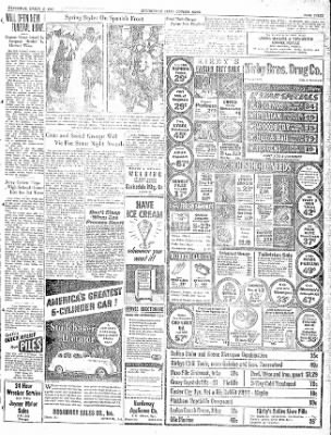 The Courier News from Blytheville, Arkansas on March 17, 1937 · Page 3