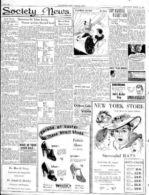 The Courier News from Blytheville, Arkansas on March 17, 1937 · Page 4